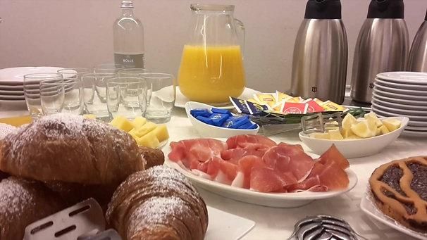 Colazione Buffet Hotel Tirreno