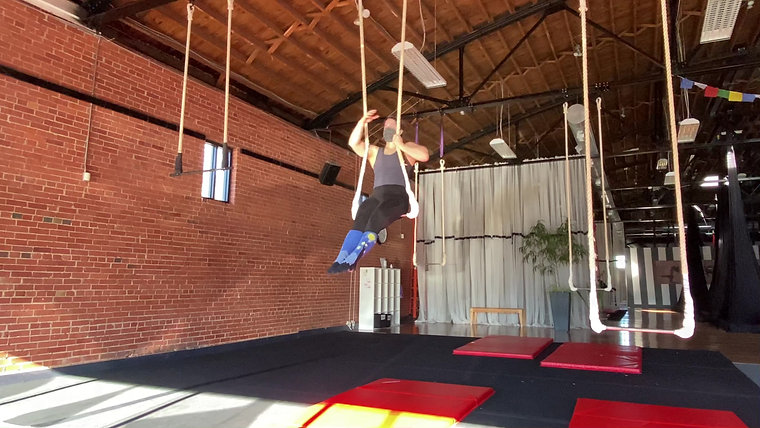 Promotion Sequences Into Trapeze Intermediate I