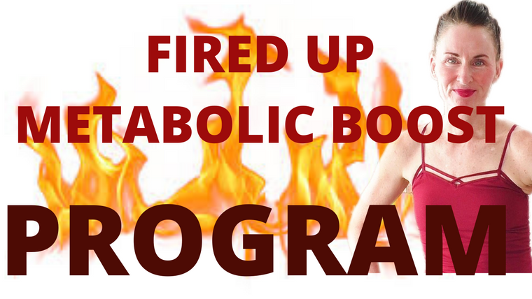 FIRED UP METABOLIC BOOST WORKOUT SERIES