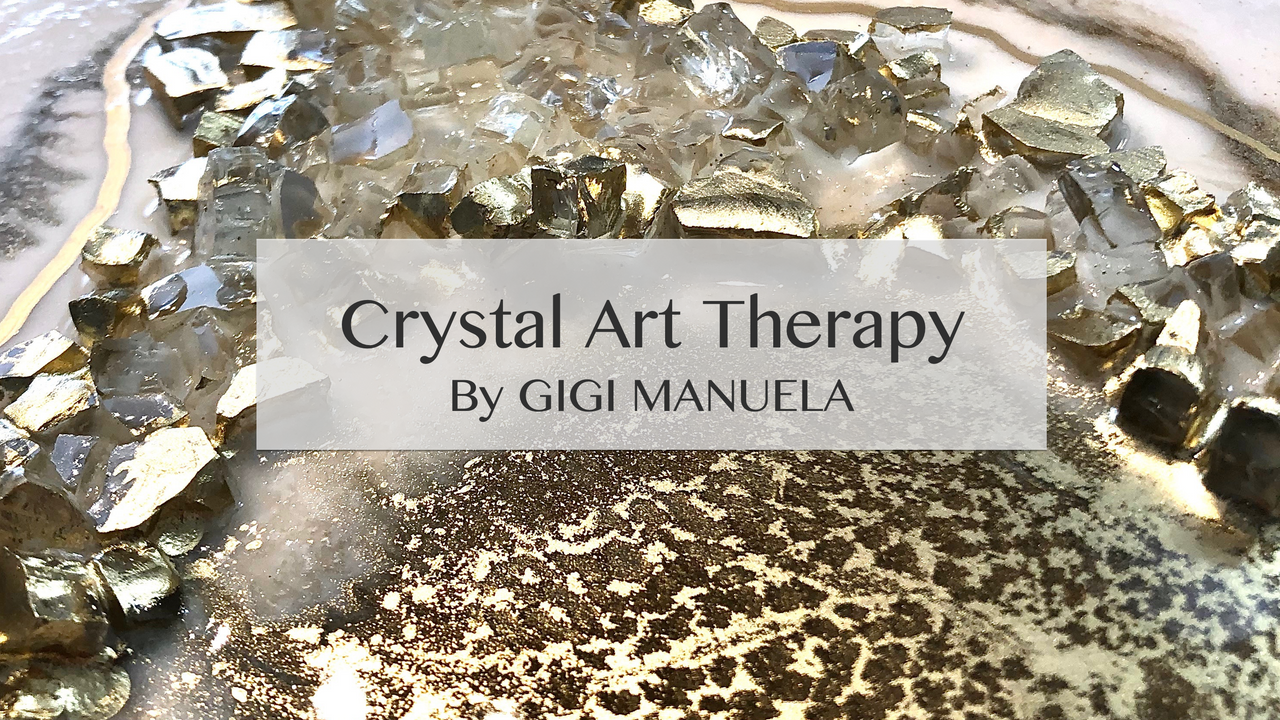 Crystal Art Therapy Course