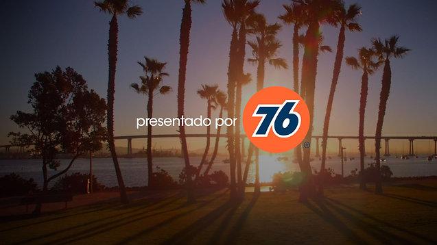 76 Presents: A Virtual Trip to San Diego