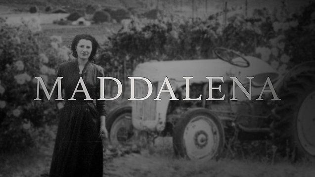 "Maddalena ""Trailblazer"" Sizzle"