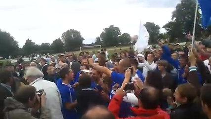 Remise de la Coupe des Deux-Sèvres 2011