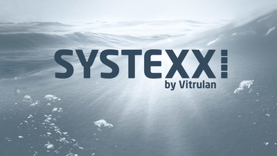SYSTEXX with Aqua technology compared to traditional application