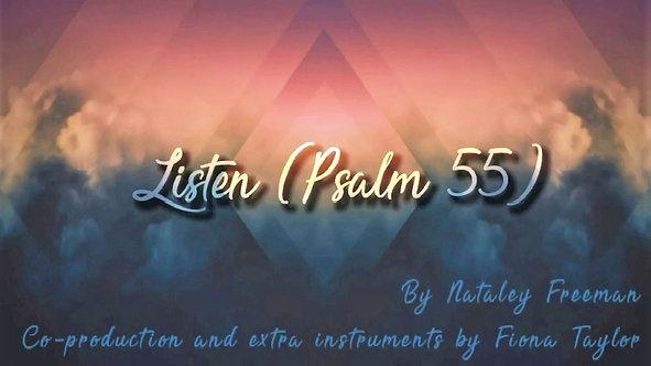 Listen - Sunday 22nd November 2020