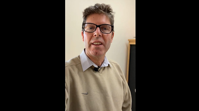 Tim Time - Wednesday 6th October 2021