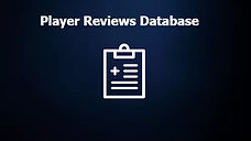 Player Reviews Database