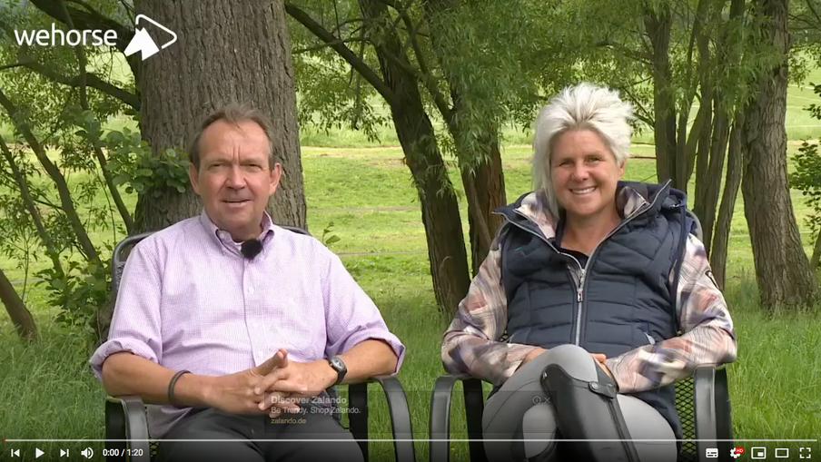 Dressur und Working Equitation - das eigene Pferd auf dem Prüfstand | Uta Gräf