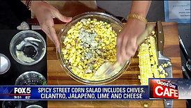 Summer food! LIVE TV- NY1