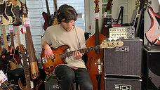 Wilcock 4P-60 Demo Bass Gallery