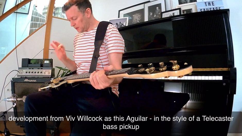 """Wilcock '51 shortscale """"chambered"""""""