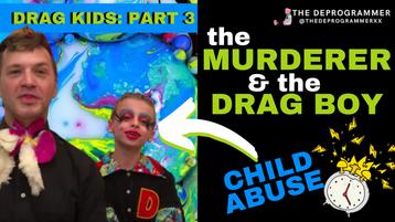 """The Murderer & The """"Drag Kid"""""""