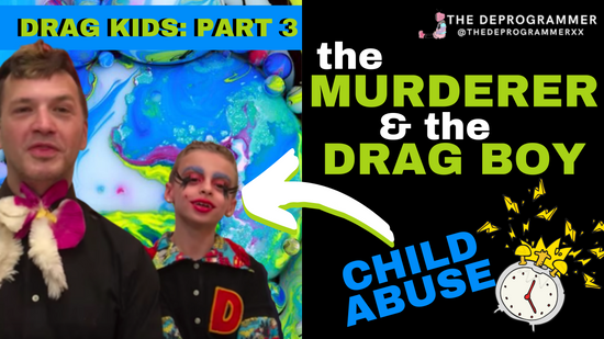 "The Murderer & The ""Drag Kid"""