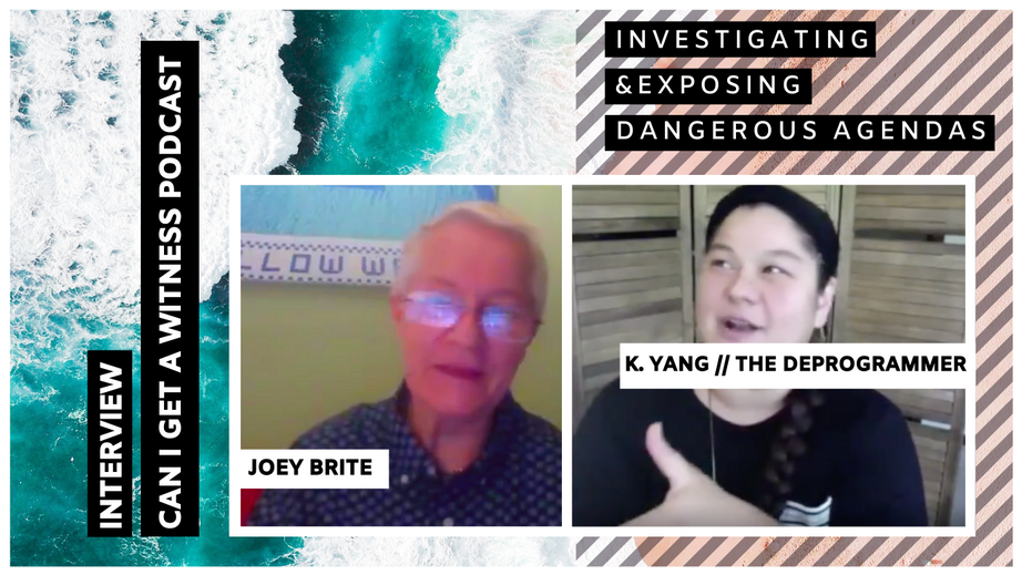 K. Yang - Investing & Exposing Dangerous Agendas