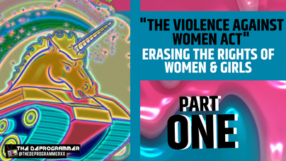 The Violence Against Women Act: Erasing the Rights of Women & Girls