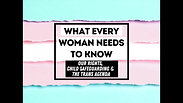 What Every Woman Needs to Know