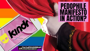 """KINDR"": Peodphile Manifesto in Action?"