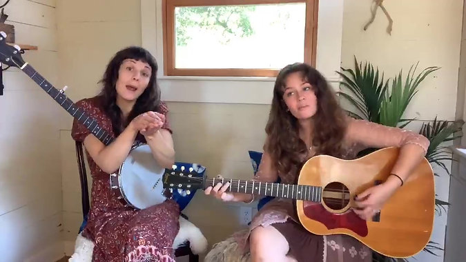 Little Folkies Family Hour w/Irena Eide & Special Guest Amelia Powell