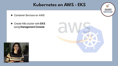 10 - Kubernetes on AWS - EKS