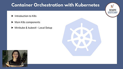 9 - Orchestration with Kubernetes
