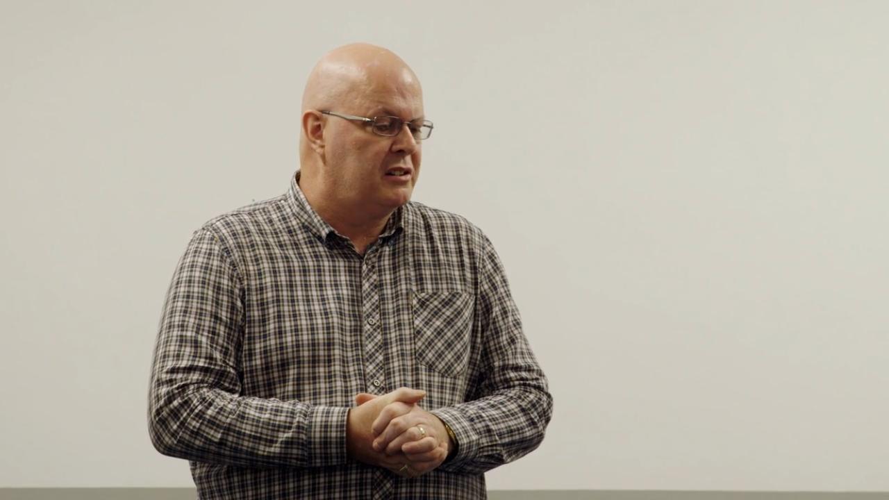 Pastor Stephen's Story RTÉ