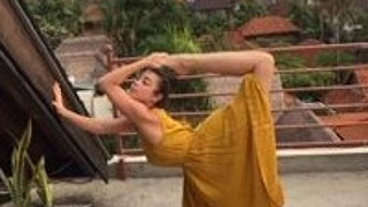 taya Yoga Members Channel