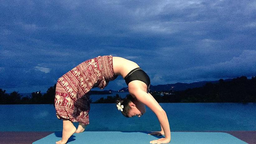 Taya Yoga Free Channel