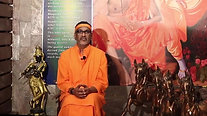 Message by Swami Mitrananda