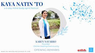Kaya Natin 'To with Karen