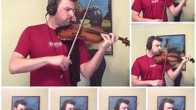 Sibelius Violin Concerto, First Movement