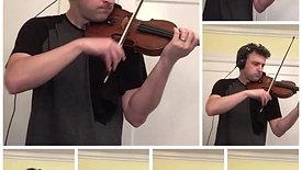 Vivaldi A minor Violin Concerto, 2nd Movement
