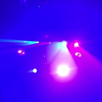 Our Dmx Lighting Setup
