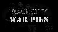 Rock City | War Pigs | Black Sabbath (Cover)