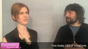 Tom Szaky, CEO at TerraCycle