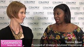 Romina Brown, President at Strategic Solutions International