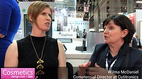 Wilma McDaniel, Commercial Director at Cutitronics