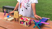 Woodworking Camp: Child's Review