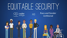 Equitable Security with Race and Gender Unfiltered