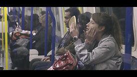 Girl On The Northern Line - Short Film