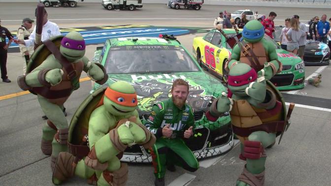Turtles 400 Kickoff
