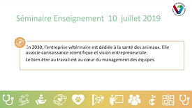 De quels vétérinaires la France aura besoin demain - Pierre BUISSON