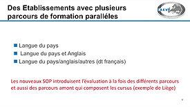 Etablissements de formation vétérinaire de référence - Stéphane MARTINOT