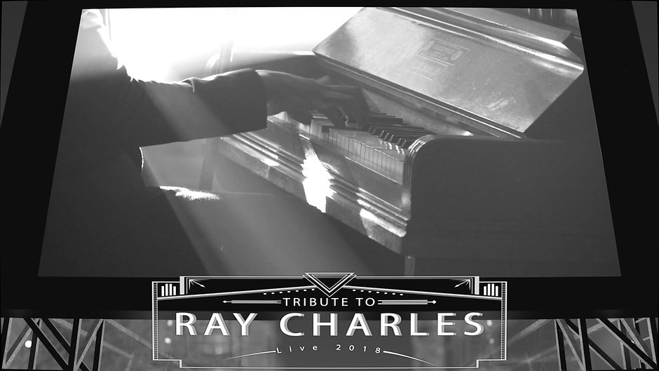Ray Charles Tribute