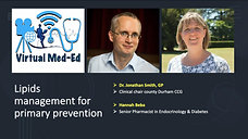 Lipid management for primary prevention