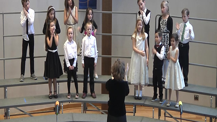 Apprentice Choir - North Winds Blow