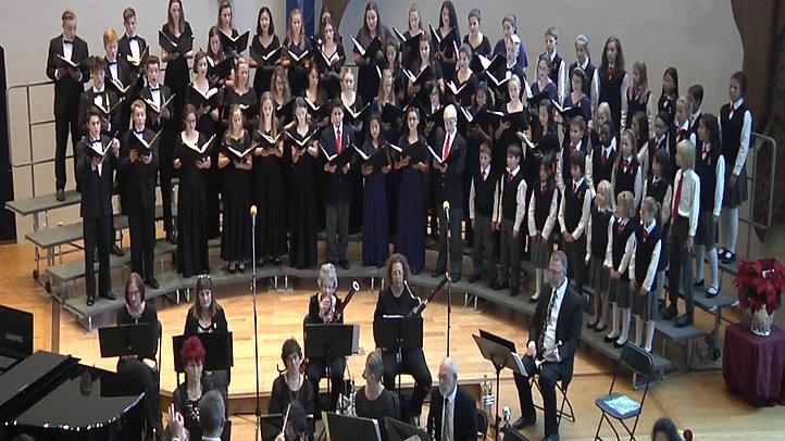 Full Choir - Joy To the World