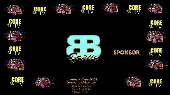 JuneteenthDetroit Sponsor Video