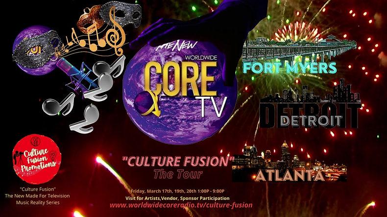 The Culture Fusion Tour