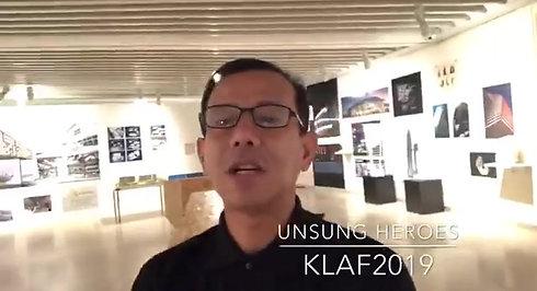 KLAF 2019_UNSUNG HEROES PROMO