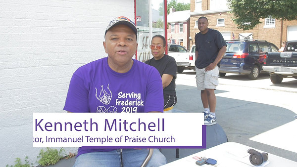 Serving Frederick 2019 Video